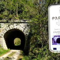 parenzana cycling day trip istria croatia - Terra Magica Croatia - bike tours istria