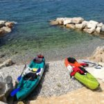 Kayaking Porec - porec sea kayaking istria croatia - Terra Magica Croatia - kayaking croatia