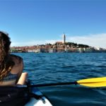 kayaking Rovinj - istria sea kayaking in rovinj croatia - Terra Magica Croatia - kayaking croatia