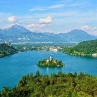 Slovenia activity holiday - hiking lake bled slovenia - Terra Magica Croatia - adventure holiday Croatia