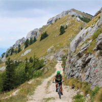 biking Plitvice lakes - cycling tour plitvice mountain biking - Terra Magica Croatia - bike tours plitvice