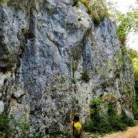 Rock climbing in Cepic in Istria - Terra Magica Croatia - climbing croatia