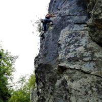 rock climbing tour cepic istria croatia - Terra Magica Croatia - climbing croatia