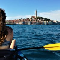 Sea kayaking Rovinj Islands - Terra Magica Croatia - kayaking croatia