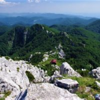 croatian national park - hiking risnjak national park in croatia - Terra Magica Croatia - croatia hiking tours