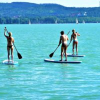 Stand Up Paddle Boarding SUP in Istria - Terra Magica Croatia - stand up paddle boarding in istria