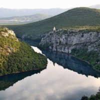 cetina river canyon rafting trip - Terra Magica Croatia - adventure holiday Croatia