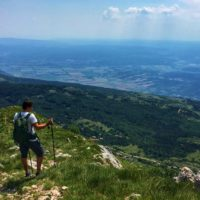 hiking in istria - hiking ucka mountain istria croatia - Terra Magica Croatia - croatia hiking tours