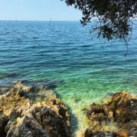 kayak sup day trip porec croatia - Terra Magica Croatia - kayaking croatia