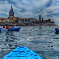 Kayaking Porec - kayak day trip in porec istria - Terra Magica Croatia - kayaking croatia