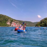 sea kayaking Croatia- lim channel croatia kayak tour -Terra Magica Croatia - kayaking croatia