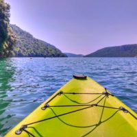 kayak tour of lim channel istria croatia - Terra Magica Croatia - kayaking croatia