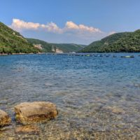 sea kayaking Croatia - lim channel kayak and stand up paddle boarding in istria