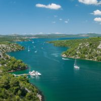 national parks of Croatia- krka river adventure tour - Terra Magica Croatia - adventure holiday Croatia