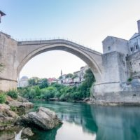mostar bosnia herzegovina adventure - Terra Magica Croatia - adventure holiday Croatia