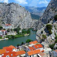omis croatia cetina river rafting tour - Terra Magica Croatia - adventure holiday Croatia