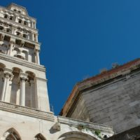 diocletian palace split croatia adventure tour - Terra Magica Croatia - adventure holiday Croatia