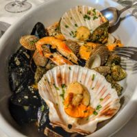 Istrian cuisine and seafood - Terra Magica Croatia - food tour of Istria
