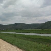 Cycling in Istria through the Mirna River Valley